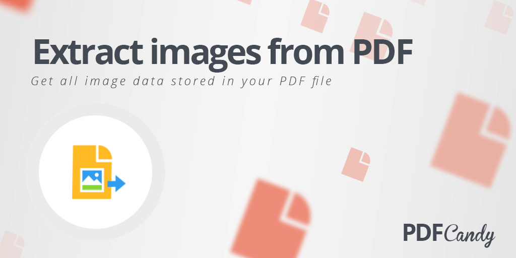 Extract all images from PDF free online